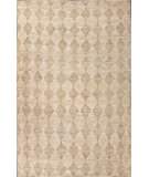 RugStudio presents Jaipur Rugs Naturals Treasure Diamonds Nta01 Cloud White Area Rug