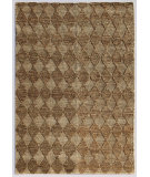 RugStudio presents Jaipur Rugs Naturals Treasure Diamonds Nta03 Cloud White & Light Camel Flat-Woven Area Rug