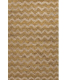 RugStudio presents Jaipur Rugs Naturals Treasure Chevy Nta06 Cloud White & Golden Apricot Flat-Woven Area Rug