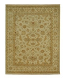 RugStudio presents Rugstudio Sample Sale 53472R Cloud White Hand-Knotted, Better Quality Area Rug