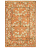 RugStudio presents Jaipur Rugs Opus Tree Of Life Op10 Pumpkin Hand-Knotted, Good Quality Area Rug