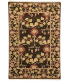 RugStudio presents Jaipur Rugs Opus Tree Of Life Op12 Deep Charcoal Hand-Knotted, Good Quality Area Rug