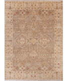 RugStudio presents Jaipur Rugs Opus Allegro Op17 Oatmeal / Soft Gold Hand-Knotted, Good Quality Area Rug