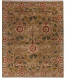 RugStudio presents Jaipur Rugs Opus Tree Of Life Op26 Light Green Hand-Knotted, Best Quality Area Rug
