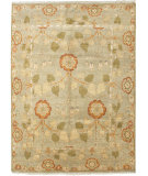 RugStudio presents Jaipur Rugs Opus Tree Of Life Op27 Sage Green Hand-Knotted, Best Quality Area Rug