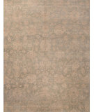 RugStudio presents Jaipur Rugs Opera Soprano Opa02 Ice Blue Hand-Knotted, Good Quality Area Rug