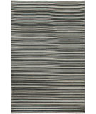 RugStudio presents Jaipur Rugs Pura Vida Pacifico Pv16 Ebony Flat-Woven Area Rug