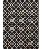 RugStudio presents Jaipur Rugs Patio Zhane Pao02 Black Area Rug