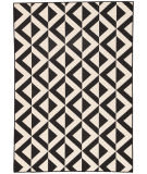 RugStudio presents Jaipur Rugs Patio Marquise Pao03 Black Area Rug