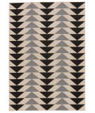 RugStudio presents Jaipur Rugs Patio Mckenzie Pao04 Black Area Rug