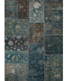 RugStudio presents Jaipur Rugs Provenance Pi04 Teal Blue Hand-Knotted, Good Quality Area Rug