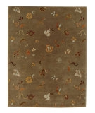RugStudio presents Rugstudio Sample Sale 53505R Gray Brown Hand-Tufted, Better Quality Area Rug