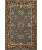 RugStudio presents Jaipur Rugs Poeme Maxine Pm102 Teal Blue Hand-Tufted, Good Quality Area Rug