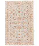 RugStudio presents Jaipur Rugs Poeme Abralin Pm104 Sky Blue Hand-Tufted, Good Quality Area Rug