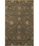 RugStudio presents Jaipur Rugs Poeme Nantes Pm106 Sea Green Hand-Tufted, Good Quality Area Rug