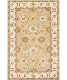 RugStudio presents Jaipur Rugs Poeme Zuzanna Pm108 Leaf Green Hand-Tufted, Good Quality Area Rug