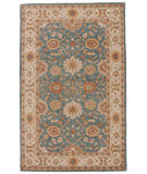 RugStudio presents Jaipur Rugs Poeme Zuzanna Pm109 Seaside Blue Hand-Tufted, Good Quality Area Rug