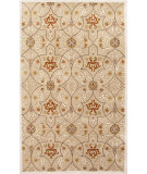 RugStudio presents Jaipur Rugs Poeme Calais Pm113 Dark Sand/Dark Ivory Hand-Tufted, Good Quality Area Rug