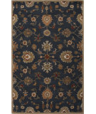 RugStudio presents Jaipur Rugs Poeme Nantes Pm117 Indigo Hand-Tufted, Good Quality Area Rug