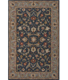 RugStudio presents Jaipur Rugs Poeme Gascony Pm119 Indigo/Blue Hand-Tufted, Good Quality Area Rug