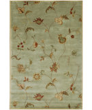 RugStudio presents Jaipur Rugs Poeme Alsace PM40 Ice Blue/Ice Blue Hand-Tufted, Better Quality Area Rug