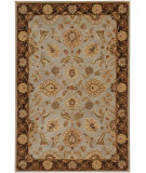 RugStudio presents Jaipur Rugs Poeme Valence PM48 Fog/Cocoa Brown Hand-Tufted, Better Quality Area Rug
