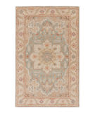 RugStudio presents Jaipur Rugs Poeme Orleans PM50 Blue Surf/Cloud White Hand-Tufted, Good Quality Area Rug