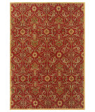 RugStudio presents Rugstudio Sample Sale 62037R RED/RED Hand-Tufted, Better Quality Area Rug