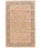 RugStudio presents Jaipur Rugs Poeme Lille PM54 Tan/Blue Hand-Tufted, Good Quality Area Rug