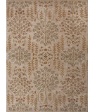 RugStudio presents Jaipur Rugs Poeme Rochefort Pm84 Dark Ivory / Soft Gold Hand-Tufted, Good Quality Area Rug