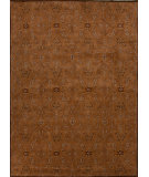 RugStudio presents Jaipur Rugs Poeme Calais Pm85 Dark Amber Gold Hand-Tufted, Good Quality Area Rug