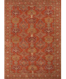 RugStudio presents Rugstudio Sample Sale 74979R Orange Rust Hand-Tufted, Good Quality Area Rug