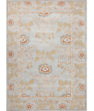 RugStudio presents Jaipur Rugs Poeme Lavardin Pm89 Sky Blue Hand-Tufted, Good Quality Area Rug