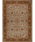 RugStudio presents Jaipur Rugs Poeme Anjou Pm93 Ice Blue / Tobacco Hand-Tufted, Good Quality Area Rug