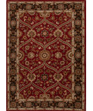 RugStudio presents Jaipur Rugs Poeme Anjou Pm96 Red / Deep Charcoal Hand-Tufted, Good Quality Area Rug