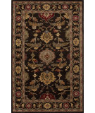 RugStudio presents Jaipur Rugs Poeme Summit Pm98 Deep Charcoal Hand-Tufted, Good Quality Area Rug
