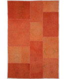 RugStudio presents Jaipur Rugs Provenance Sumak Pk03 Fiery Red Hand-Knotted, Good Quality Area Rug