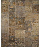 RugStudio presents Jaipur Rugs Provenance Wool & Silk Pi01 Ashwood Hand-Knotted, Good Quality Area Rug
