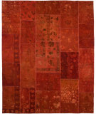RugStudio presents Jaipur Rugs Provenance Wool & Silk Pi03 Chili Hand-Knotted, Good Quality Area Rug