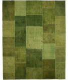 RugStudio presents Jaipur Rugs Provenance Wool Pw04 Treetop Hand-Knotted, Good Quality Area Rug