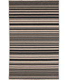 RugStudio presents Rugstudio Sample Sale 62048R Ebony/Ebony Flat-Woven Area Rug