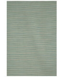 RugStudio presents Jaipur Rugs Pura Vida Pacifico PV07 Cool Aqua Flat-Woven Area Rug