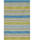 RugStudio presents Rugstudio Sample Sale 62047R Pastel Blue/Pastel Blue Flat-Woven Area Rug
