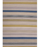 RugStudio presents Jaipur Rugs Pura Vida Cielo Pv28 Ashwood / Lime Green Flat-Woven Area Rug