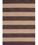 RugStudio presents Jaipur Rugs Pura Vida Tierra Pv30 Deep Charcoal / Wheat Flat-Woven Area Rug