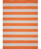 RugStudio presents Jaipur Rugs Pura Vida Dias Pv44 Vermillion Orange Flat-Woven Area Rug