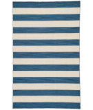 RugStudio presents Rugstudio Sample Sale 74997R Deep Navy Flat-Woven Area Rug