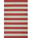 RugStudio presents Rugstudio Sample Sale 102843R Mars Red Flat-Woven Area Rug