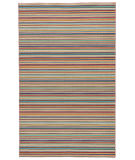 RugStudio presents Jaipur Rugs Pura Vida Pacifico Pv57 Canterbury/Baltic Flat-Woven Area Rug