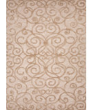 RugStudio presents Jaipur Rugs Roccoco Louvre Rc01 Sand Hand-Tufted, Good Quality Area Rug